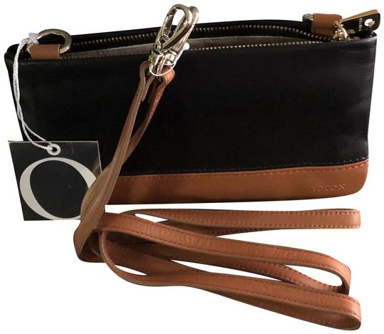 Preload https://img-static.tradesy.com/item/24735546/oroton-shoulder-black-brown-leather-cross-body-bag-0-1-540-540.jpg