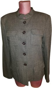 Charter Club Brown tweed Jacket