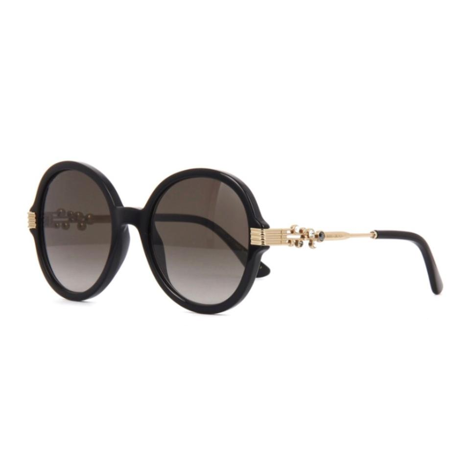 01ca34a677 Jimmy Choo Adria G S Round with Swarovski crystals and pearls Image 0 ...