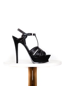 c7fdbacc6b3 Saint Laurent Tribute Sandals - Up to 70% off at Tradesy (Page 4)