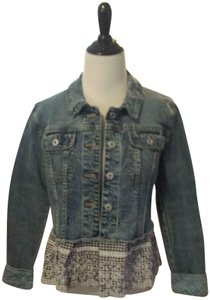 3ebbfb82e67 Women s Anthropologie Denim Jackets - Up to 90% off at Tradesy