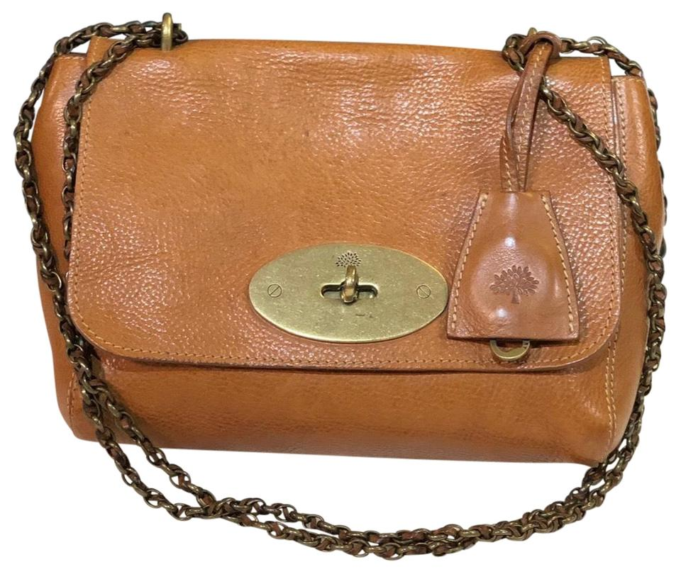 395b518683 Mulberry Lily Oak Natural Leather Shoulder Bag - Tradesy