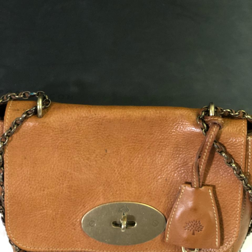 b43b0497771 Mulberry Lily Oak Natural Leather Shoulder Bag - Tradesy