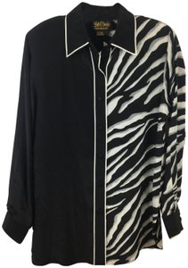 9b3ccb5a00f2f Bob Mackie Button-Downs - Up to 70% off a Tradesy