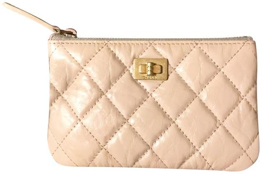 Preload https://img-static.tradesy.com/item/24737128/chanel-pale-pink-east-west-mini-o-case-pouch-with-hardware-wallet-0-1-540-540.jpg