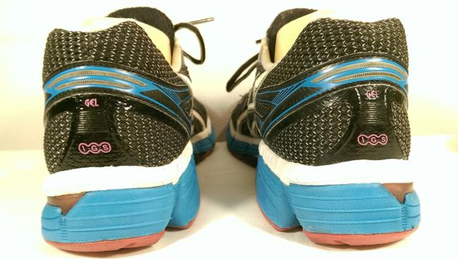 Asics Black White Blue Red Gel Gt-2000 Solyte Ahar Woman's Jogger Trainer Sneakers Size US 10 Regular (M, B) Asics Black White Blue Red Gel Gt-2000 Solyte Ahar Woman's Jogger Trainer Sneakers Size US 10 Regular (M, B) Image 10