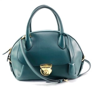 Green Salvatore Ferragamo Bags - Up to 90% off at Tradesy 23b0388c3bc0e