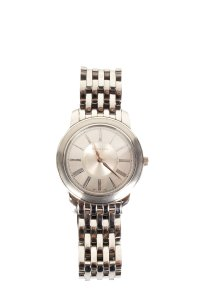 Tiffany & Co. TIFFANY & CO. Silver Stainless Steel Mark Watch