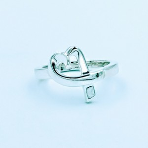 Tiffany & Co. Tiffany Loving Heart Paloma Picasso Sterling Silver Ring