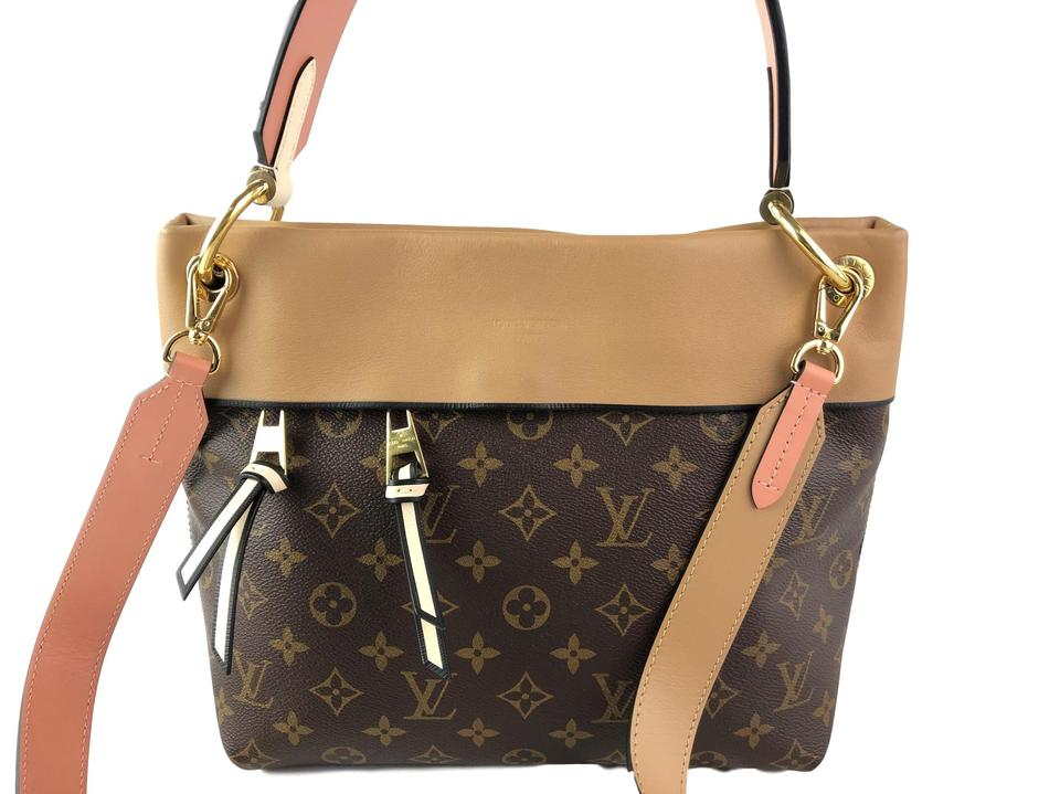 dfb0ccb24852 Louis Vuitton Monogram Tuileries Crisscross Strap Cross Body Bag Image 0 ...