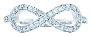 Tiffany & Co. AUTHENTIC TIFFANY DIAMOND RING