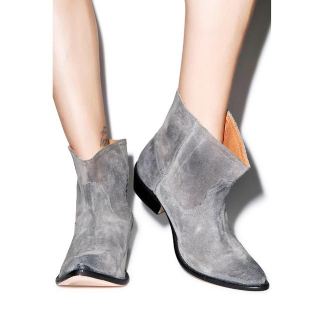 Item - Gray Le Rebel Suede Ankle Boots/Booties Size US 9 Regular (M, B)