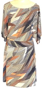 BCBGMAXAZRIA short dress Multi-color on Tradesy