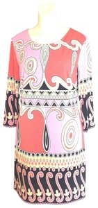Ali Ro short dress Multi-color on Tradesy