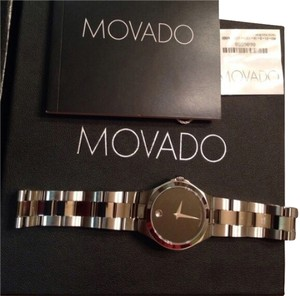 Movado Authentic Movado Classic Watch