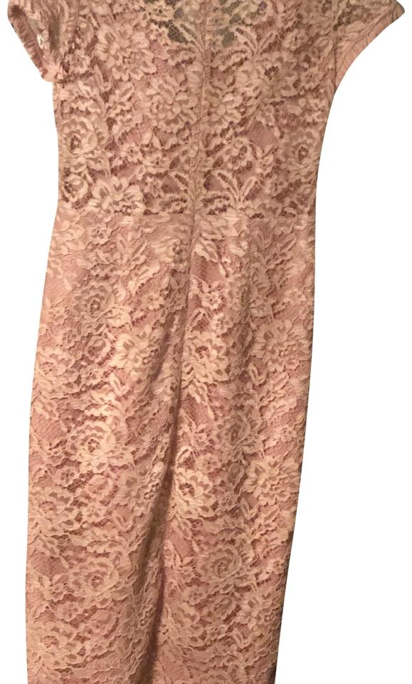 ccf7e6bebf1f Alexis Blush Zoelle Mid-length Cocktail Dress Size 8 (M) - Tradesy