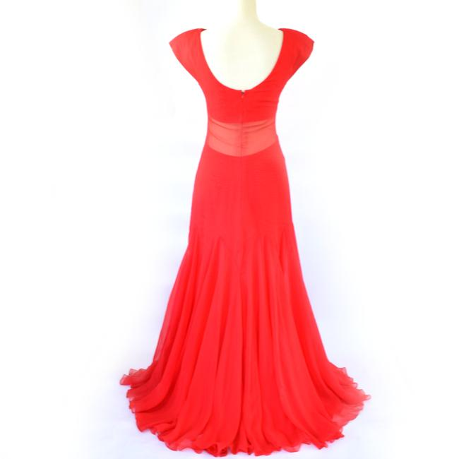 Scaasi Ball Gown Glamour Vintage Prom Dress Image 2