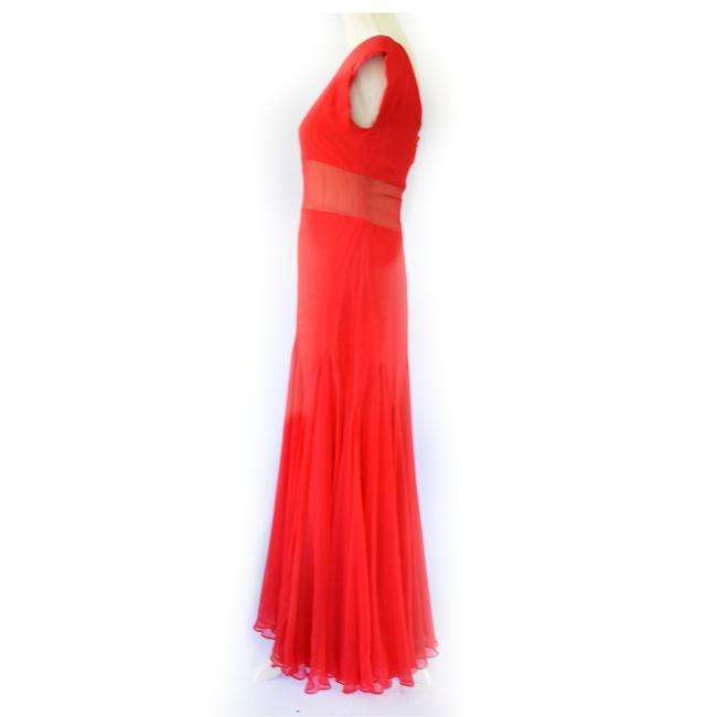 Scaasi Ball Gown Glamour Vintage Prom Dress Image 3