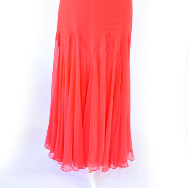Scaasi Ball Gown Glamour Vintage Prom Dress Image 7