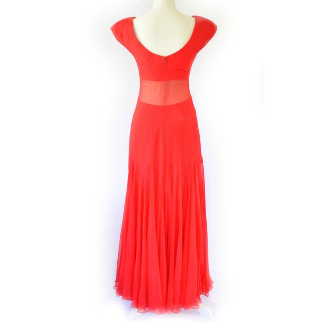 Scaasi Ball Gown Glamour Vintage Prom Dress Image 8