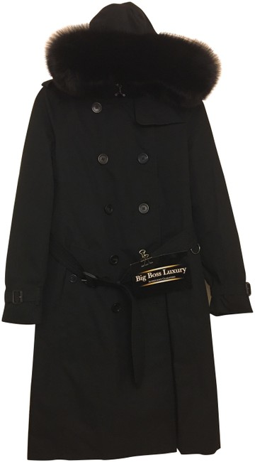 Preload https://img-static.tradesy.com/item/24742280/burberry-black-coat-size-6-s-0-3-650-650.jpg