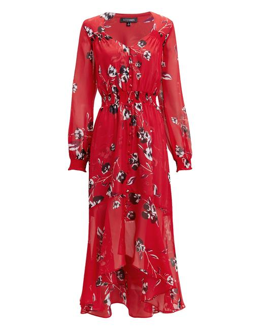 Preload https://img-static.tradesy.com/item/24742314/intermix-red-deirdre-mid-length-cocktail-dress-size-2-xs-0-0-650-650.jpg