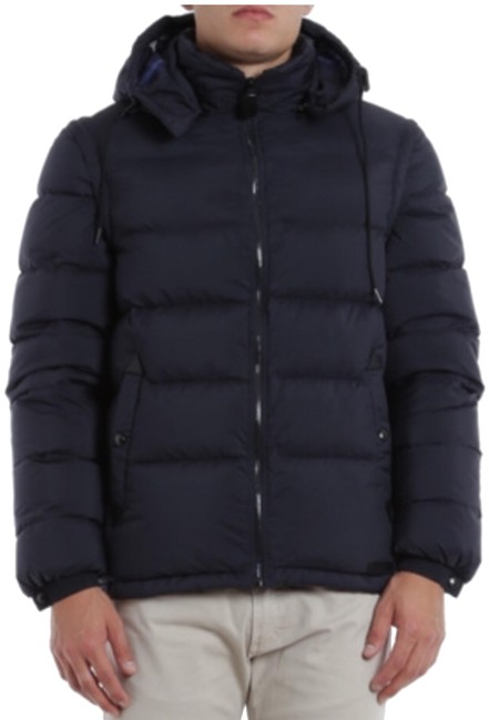 Item - Navy XL Men's Basford Quilted Padded Jacket Removable Sleeve Coat Size 18 (XL, Plus 0x)