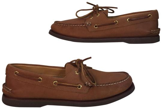 Preload https://img-static.tradesy.com/item/24742352/sperry-brown-gold-ao-2-eye-men-s-flats-size-us-95-regular-m-b-0-2-540-540.jpg