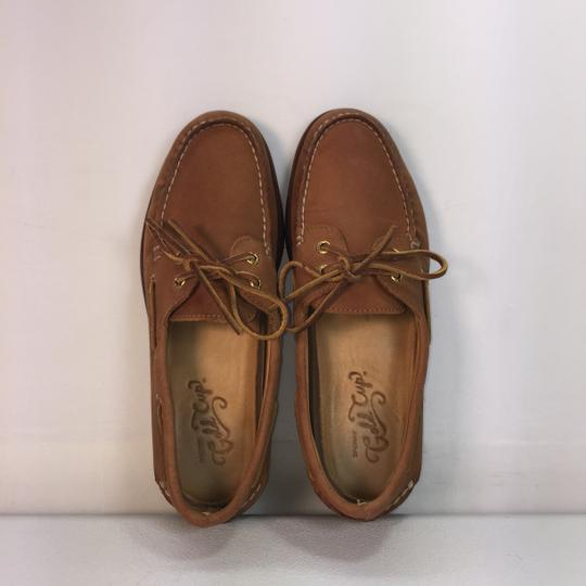 Sperry Pink brown Flats Image 1