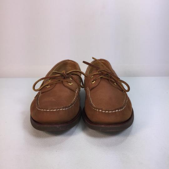 Sperry Pink brown Flats Image 3