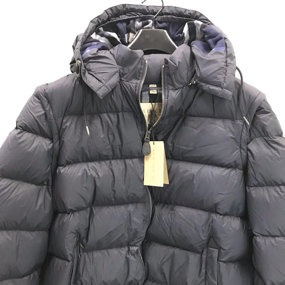 shop best sellers best sale classic styles Burberry Brit Navy XL Men's Basford Quilted Padded Jacket ...