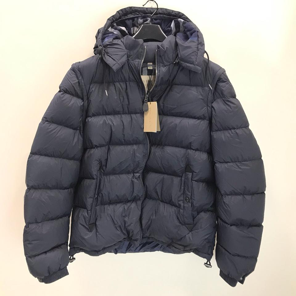 Brit Removable 28plus Basford Burberry Quilted Sleeve Jacket Coat Padded 3xl Retail Xxl 3x35Off Size Men's SMzUGpqV