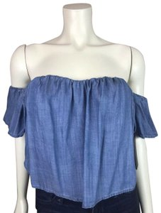 Guess Top Blue