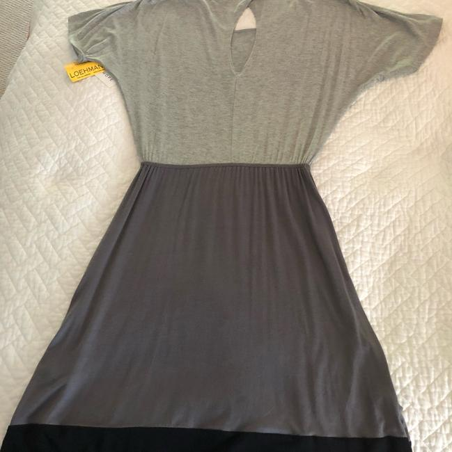 Annalee + Hope short dress Grey and Black on Tradesy Image 3
