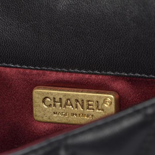 Chanel Gold Hardware Runway Clutch Limited Edition Cross Body Bag Image 5