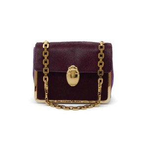 Tory Burch Satchel in Cherry / Bordeaux