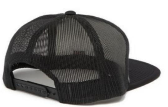 Volcom NWT Trucker Snapback Hat I'm Party Let's Wasted Image 2