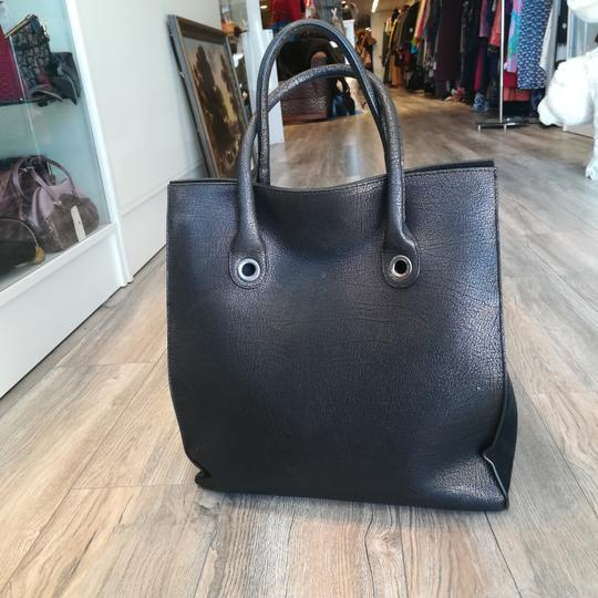 Jimmy Choo Tote in Black Image 7