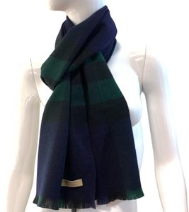 Burberry Burberry Lash Fringe Giant Exploded cashmere check scarf