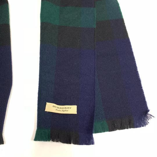Burberry Burberry Lash Fringe Giant Exploded cashmere check scarf Image 6