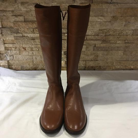 Tory Burch Rustic Brown Boots Image 1