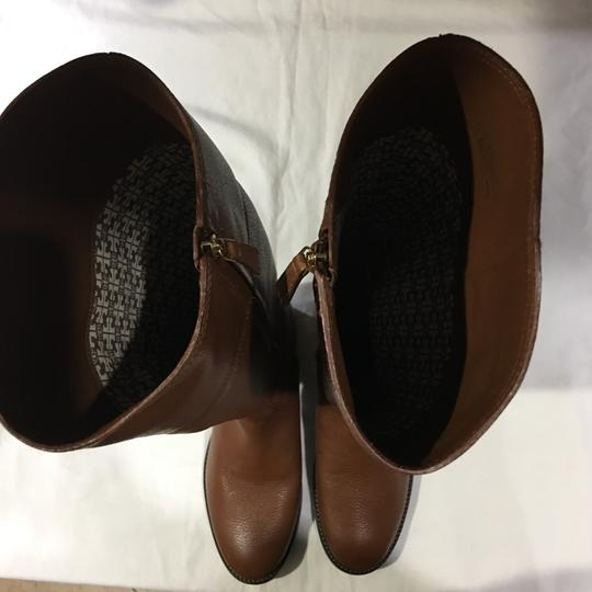 Tory Burch Rustic Brown Boots Image 2