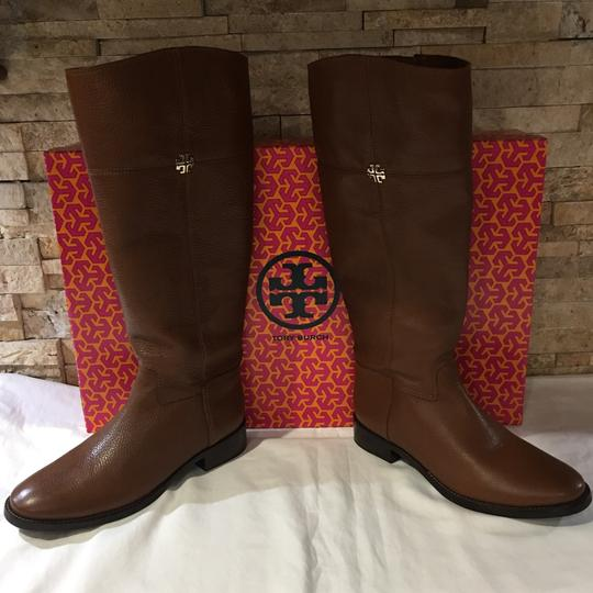 Tory Burch Rustic Brown Boots Image 5