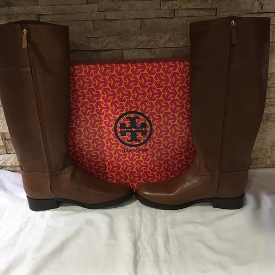 Tory Burch Rustic Brown Boots Image 6