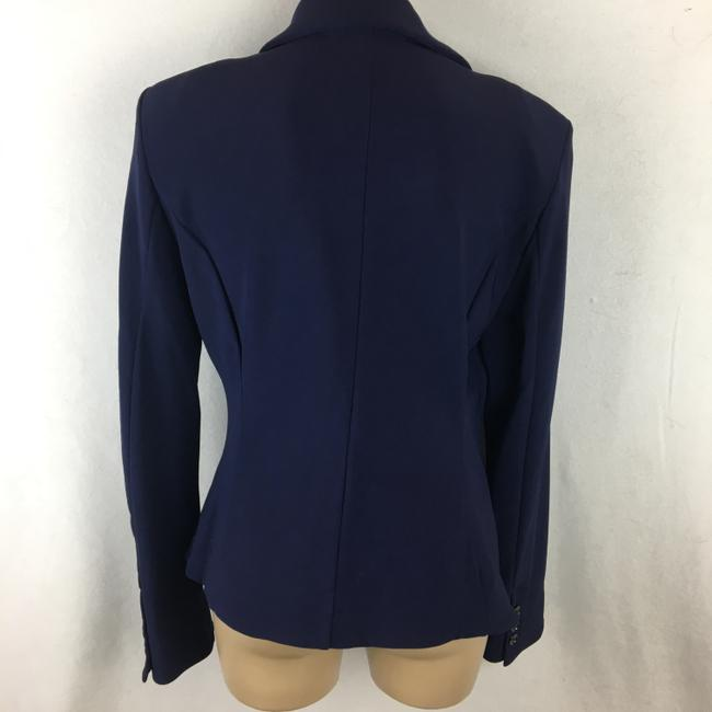 Boston Proper Blue Blazer Image 1