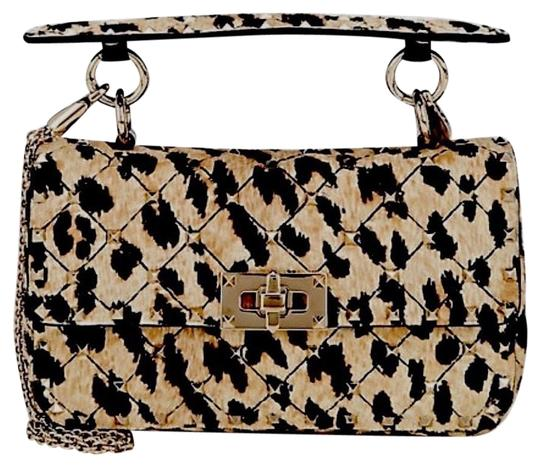 Preload https://img-static.tradesy.com/item/24743390/valentino-new-small-rockstud-leopard-and-leather-brown-calf-hair-shoulder-bag-0-7-540-540.jpg