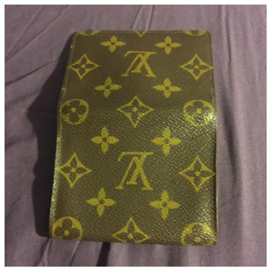 Louis Vuitton Authentic Louis Vuitton Card Case Cartes De Visite Brown Monogram Image 7