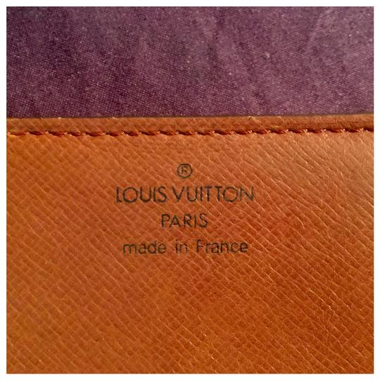 Louis Vuitton Authentic Louis Vuitton Card Case Cartes De Visite Brown Monogram Image 9