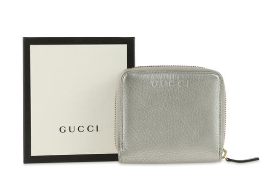 Gucci Gucci Leather French Flap Wallet Image 11