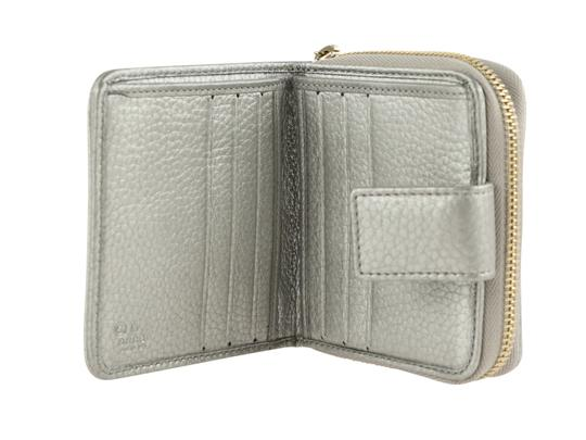 Gucci Gucci Leather French Flap Wallet Image 6